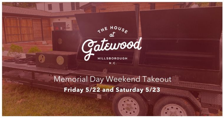 Picnic Time at H@G - Memorial Day Weekend Takeout Specials