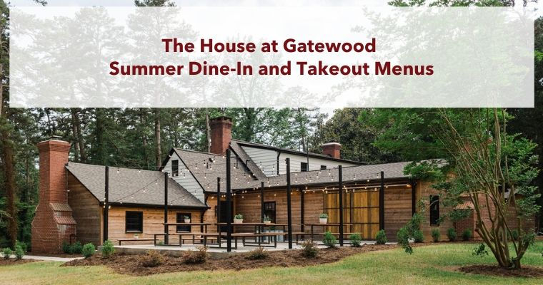 The House at Gatewood is Opening for Dine-In